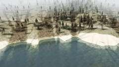 A dura taiga 4 - Atravessando o rio
