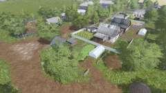 A aldeia de Kamyanka, v1.0.3 para Farming Simulator 2017