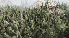 WoodsLight para MudRunner