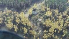 Viagem para o rio Olenka 3