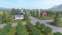 Woodmeadow Farm v2.5 para Farming Simulator 2017