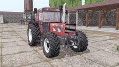 Fiatagri 180-90 Turbo DT v1.1.5 para Farming Simulator 2017