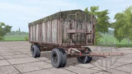 Kroger HKD 302 old para Farming Simulator 2017