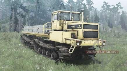 БТ361А-01 Tyumen para MudRunner