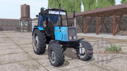 MTZ-892 Bielorrússia 4x4 para Farming Simulator 2017