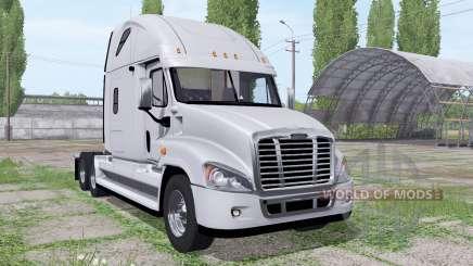 Freightliner Cascadia Raised Roof 2007 para Farming Simulator 2017