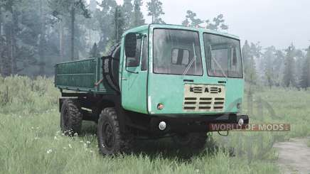 KAZ 4540 Cólquida para MudRunner