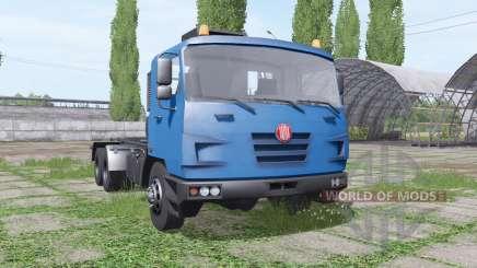 Tatra T815 TerrNo1 hooklift para Farming Simulator 2017