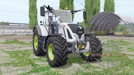 Fendt 718 Vario engine variants para Farming Simulator 2017
