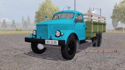 GAZ 51A para Farming Simulator 2013