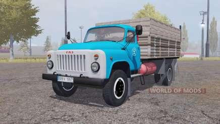 GAZ 53 caminhão para Farming Simulator 2013
