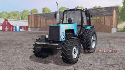 MTZ-1221 Bielorrússia Estepe para Farming Simulator 2015