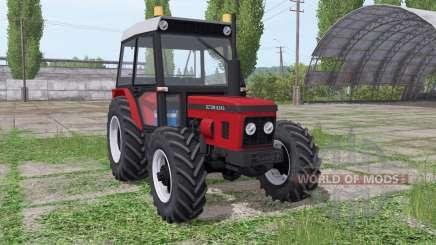 Zetor 6245 plus para Farming Simulator 2017