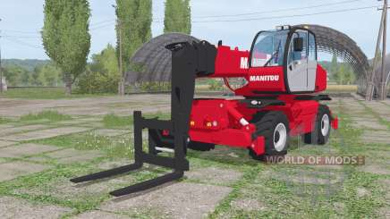 Manitou MRT 2150 para Farming Simulator 2017