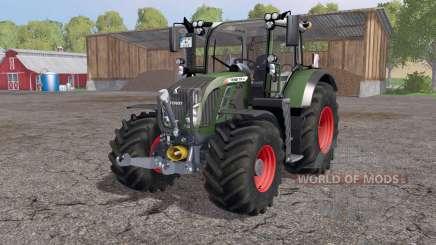 Fendt 718 Vario SCR IC control para Farming Simulator 2015
