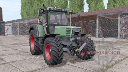 Fendt Favorit 509C para Farming Simulator 2017