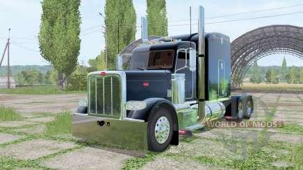 Peterbilt 388 v2.0 para Farming Simulator 2017