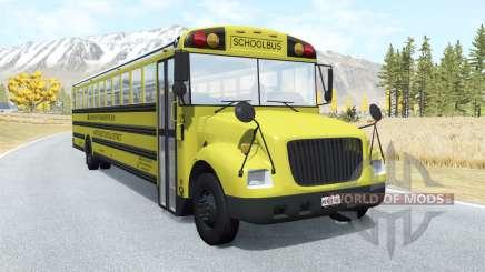 Dansworth D1500 powertrain v1.3 para BeamNG Drive