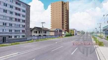 Tokyo Bayshore para Euro Truck Simulator 2