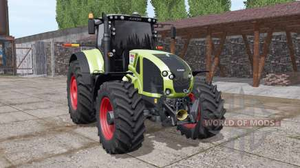 CLAAS Axion 930 USA para Farming Simulator 2017