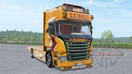 Scania R Topline Lupal v1.0.0.2 para Farming Simulator 2017