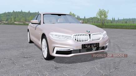 BMW 540i xDrive sedan (G30) 2017 para Farming Simulator 2017