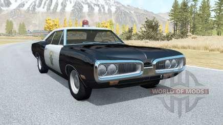 Dodge Coronet California Highway Patrol v1.1 para BeamNG Drive