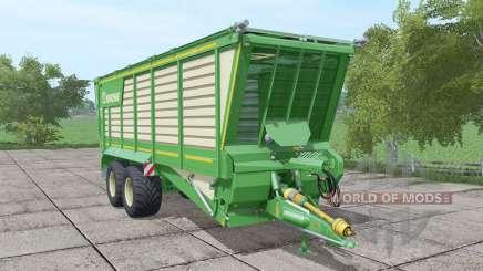 Krone TX 460 D v1.1 para Farming Simulator 2017