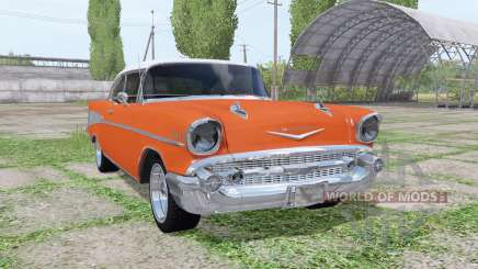 Chevrolet Bel Air (2400) 1957 para Farming Simulator 2017
