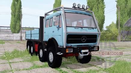 Mercedes-Benz NG 1632 8x8 para Farming Simulator 2017