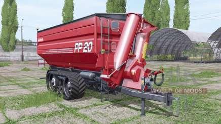 METALTECH PP 20 crawler para Farming Simulator 2017