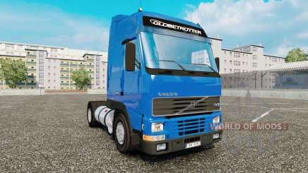 Volvo FH16 520 Globetrotter XL cab 1995 para Euro Truck Simulator 2
