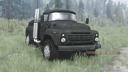 ZIL 130 pickup para MudRunner