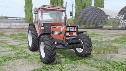Fiatagri 90-90 DT v1.2.2.1 para Farming Simulator 2017
