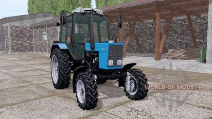 MTZ Bielorrússia 82.1 TerraFrigo para Farming Simulator 2017