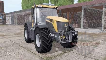 JCB Fastrac 3200 Xtra more realistic para Farming Simulator 2017