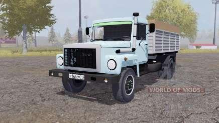 GAZ 3309 4x4 para Farming Simulator 2013