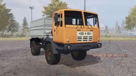 KAZ 4540 Cólquida para Farming Simulator 2013