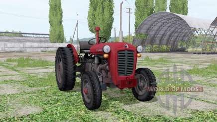 IMT 533 DeLuxe v3.0 para Farming Simulator 2017