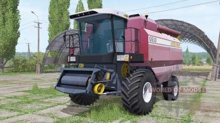 Palesse GS10 para Farming Simulator 2017