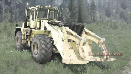 Kirovets K-702 para MudRunner