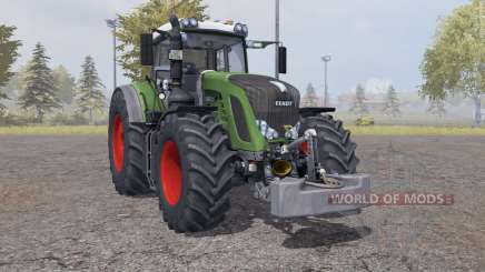 Fendt 936 Vario weight para Farming Simulator 2013