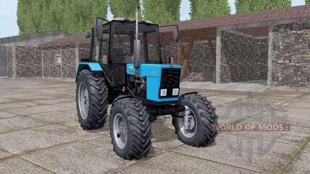 MTZ Bielorrússia 82.1 v2.3.1 para Farming Simulator 2017
