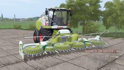 CLAAS Jaguar 860 pack para Farming Simulator 2017