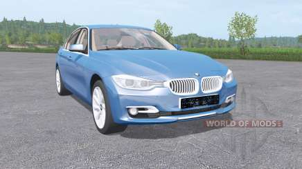 BMW 328i sedan (F30) 2012 para Farming Simulator 2017