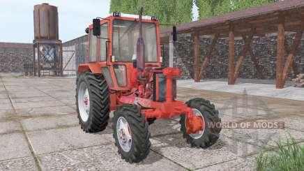 MTZ 82 v1 sem a capa.1 para Farming Simulator 2017