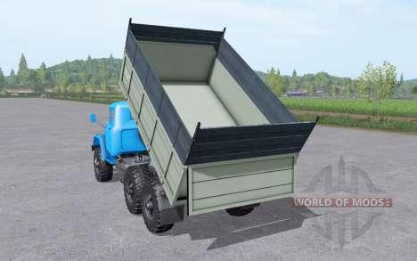 ZIL 131 caminhão para Farming Simulator 2017
