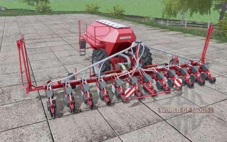 HORSCH Maestro 12.75 SW para Farming Simulator 2017