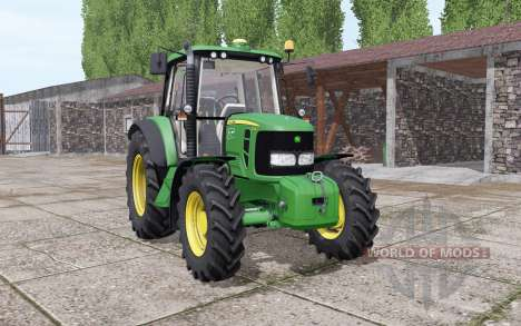 John Deere 6130 v5.0.0.1 para Farming Simulator 2017