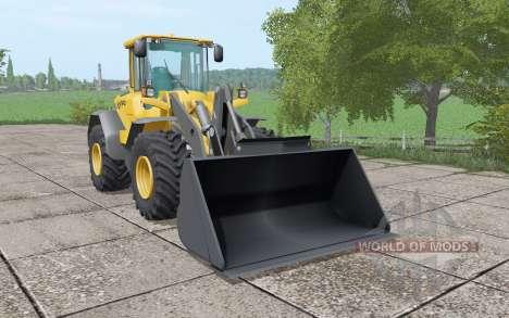 Volvo L60F para Farming Simulator 2017